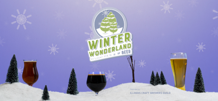 Winter Wonderland of Beer