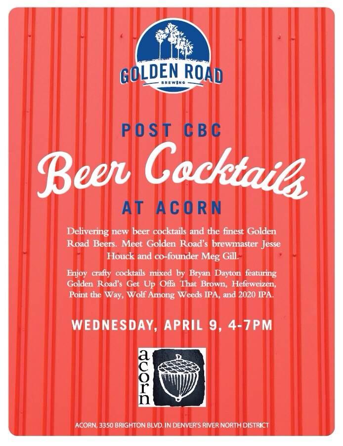 acorn golden road - cbc 2014