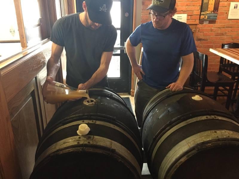 Photo courtesy of Amalgam Brewing.