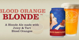 anchor brewing blood orange blonde ale