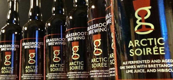 Grassroots Brewing and Anchorage Brewing Co. | Arctic Soiree