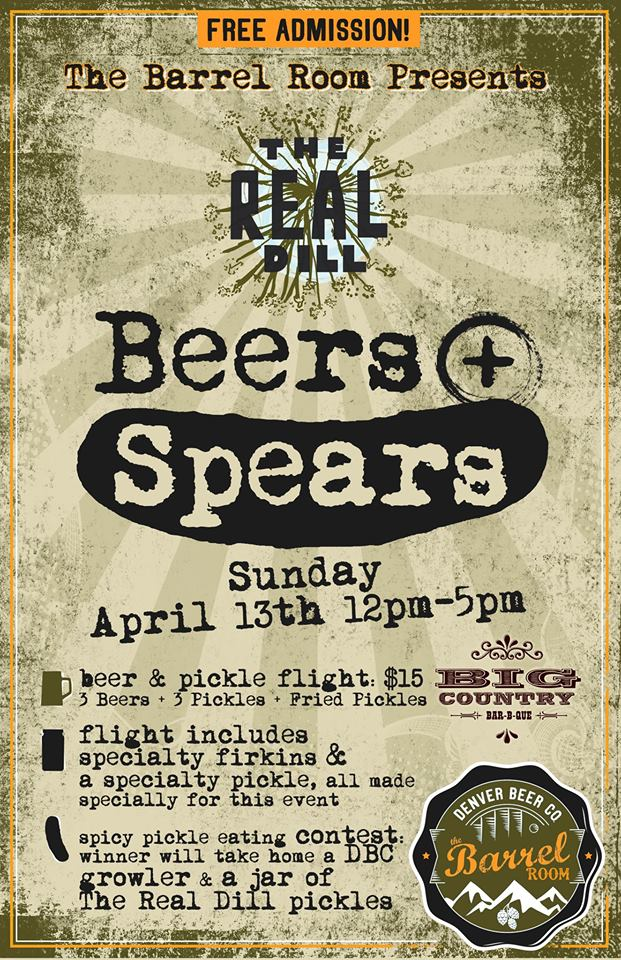 beers and spears