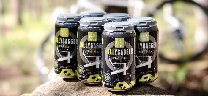 Bent Paddle Brewing Co. | Lollygagger Pale Ale
