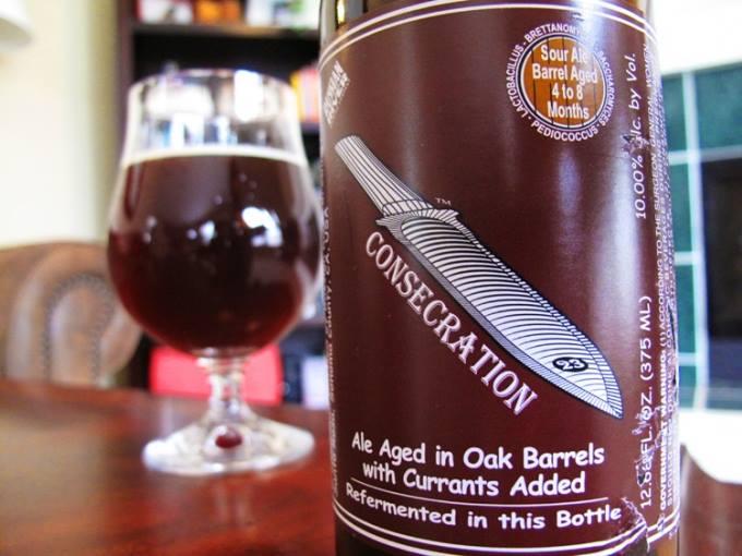 consecration - freshcraft - rare beer - dbb - 07-19-14