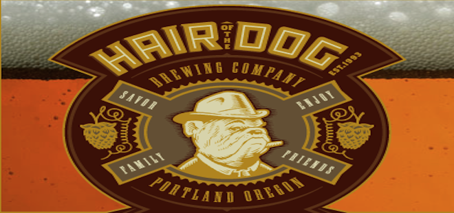 Hair of The Dog Brewing's Blue Dot Double IPA