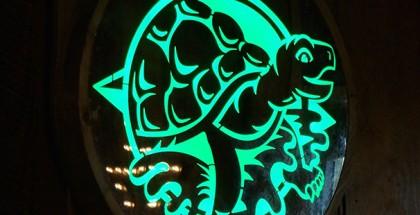 Terrapin Beer Co neon logo