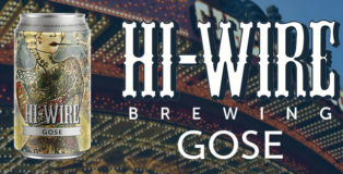 Hi Wire Brewing Gose