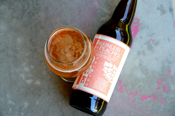 Epic Brewing Brainless of Peaches