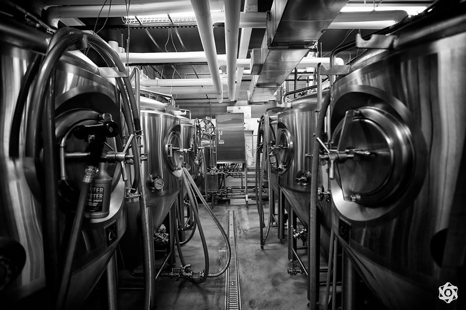 intrepid sojourner beer project brewhouse