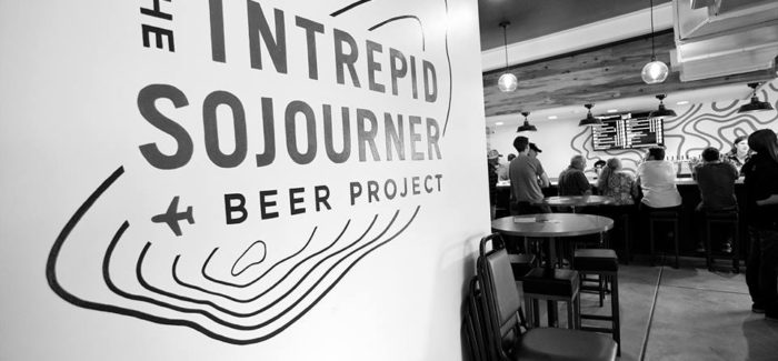 The Intrepid Sojourner Beer Project
