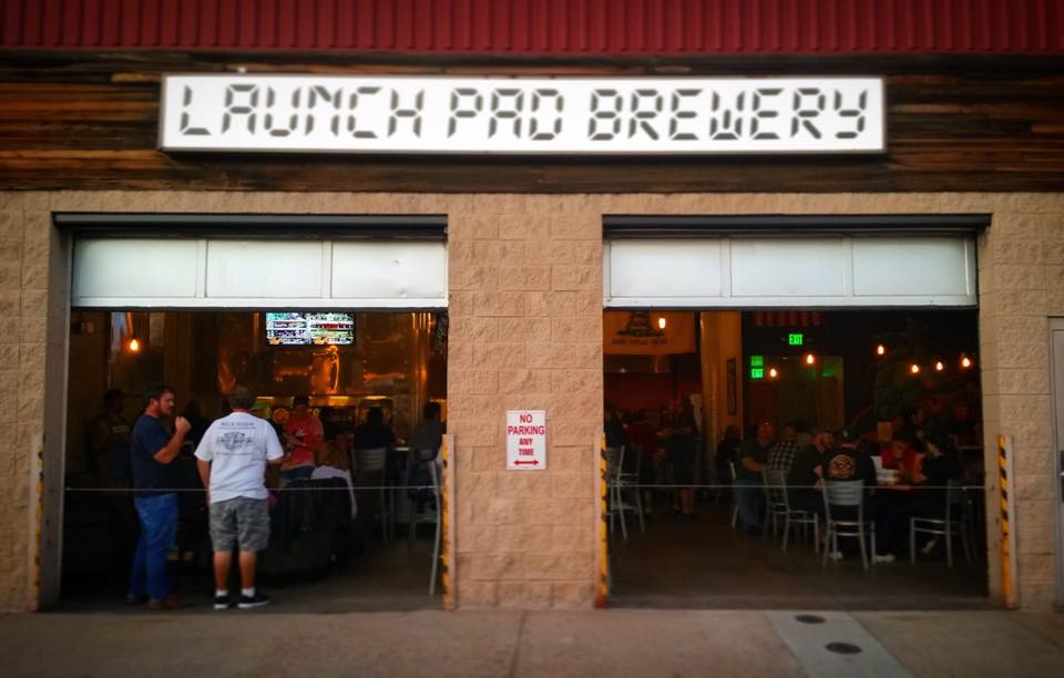 launch pad brewery denver