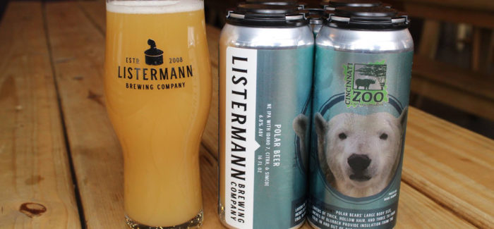 Listermann Brewing Co.   New England IPAs