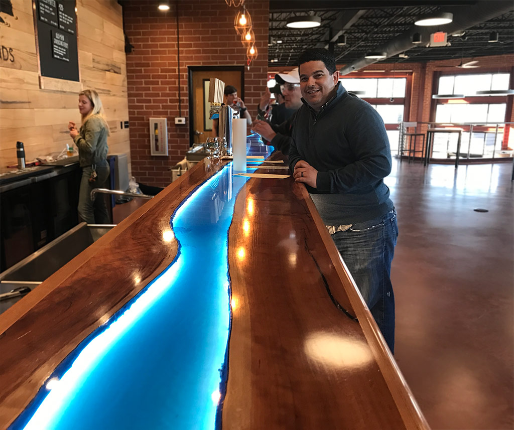 SweetWater Brewing Co. The Woodlands