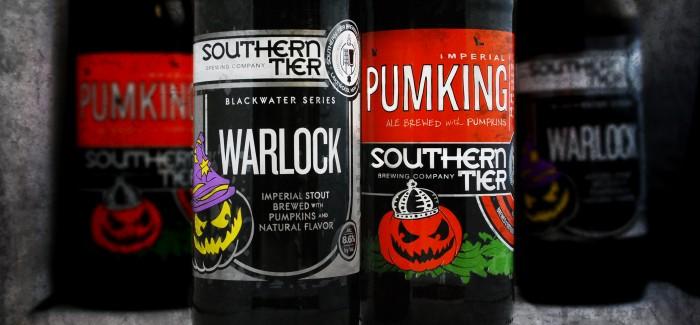 southern tier pumking and warlock