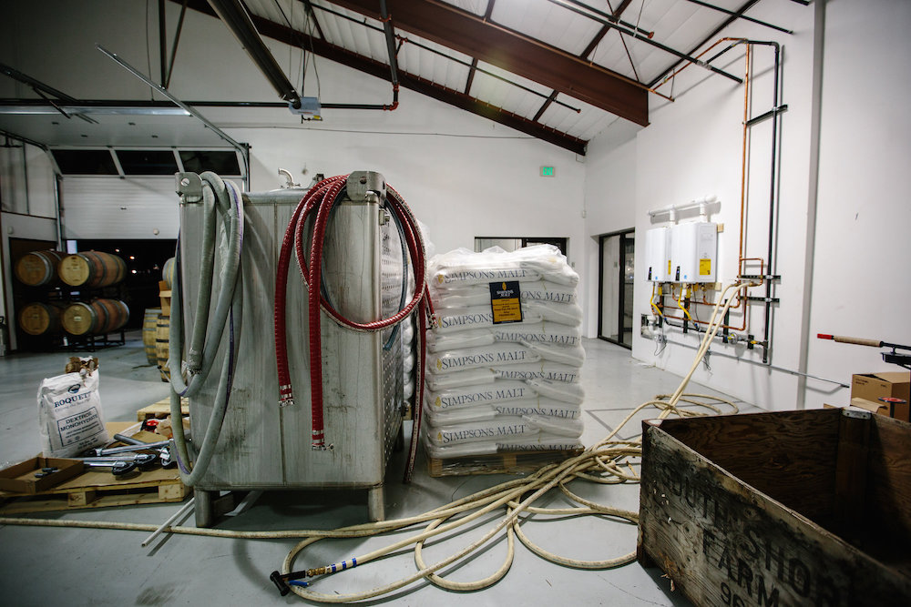 Amalgam Brewing Facility
