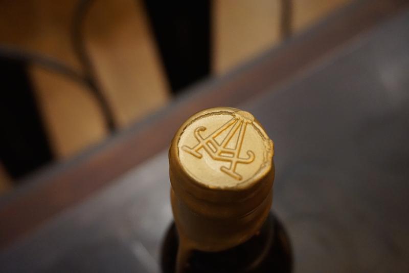 Amalgam bottle wax