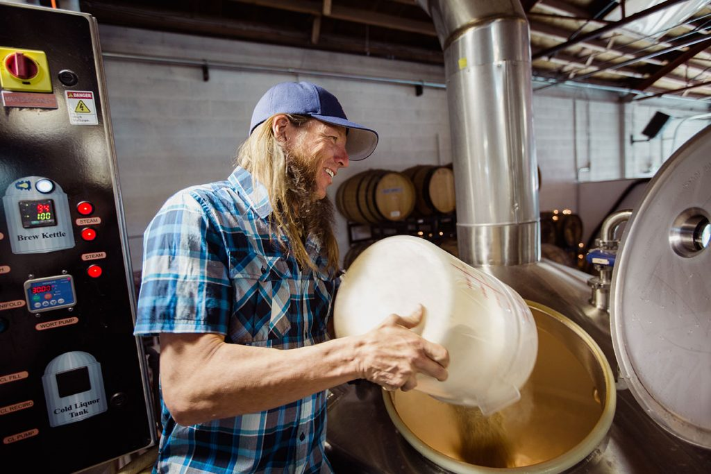 Ska Brewing & Ratio Beerworks Collab Fest Brew Day - Aperture of Ales by Holly Gerard