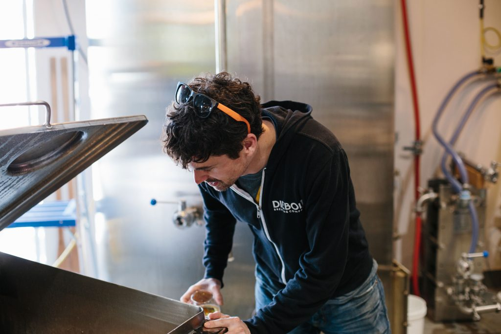 Diebolt & Seedstock Collab Fest Brew Day - Aperture of Ales by Holly Gerard