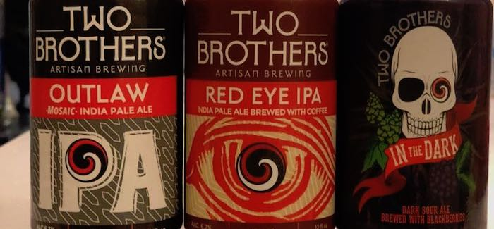 Two Brothers Adds Three New Beers to Their Lineup