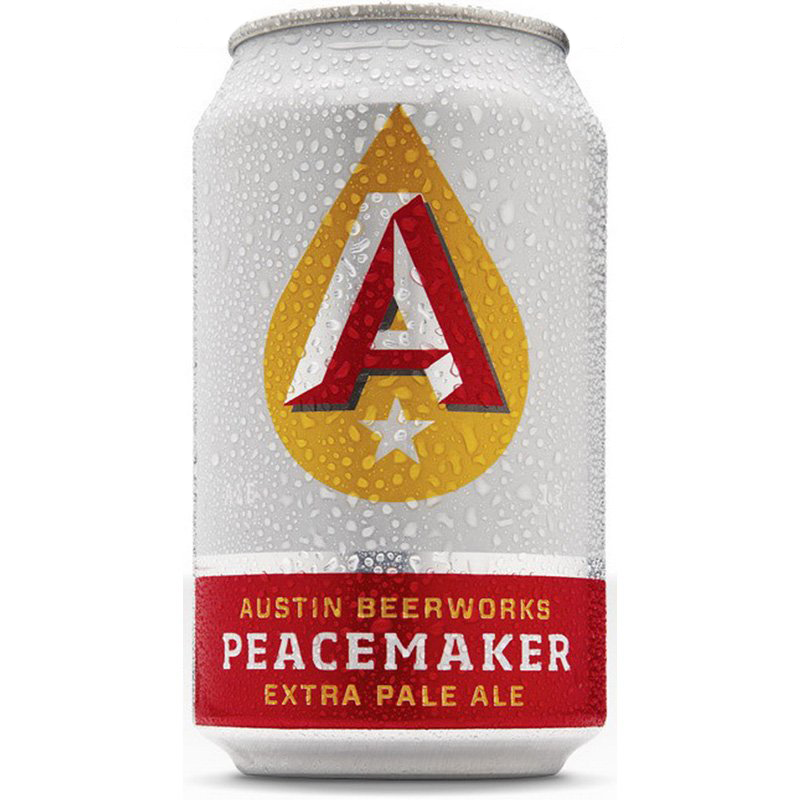 Austin Beerworks Peacemaker Anytime Ale