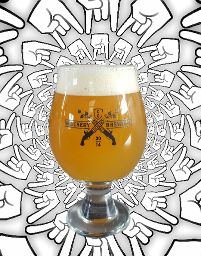 "Mockery Brewing's ""Rock the F*ck on Forever"" IPA"