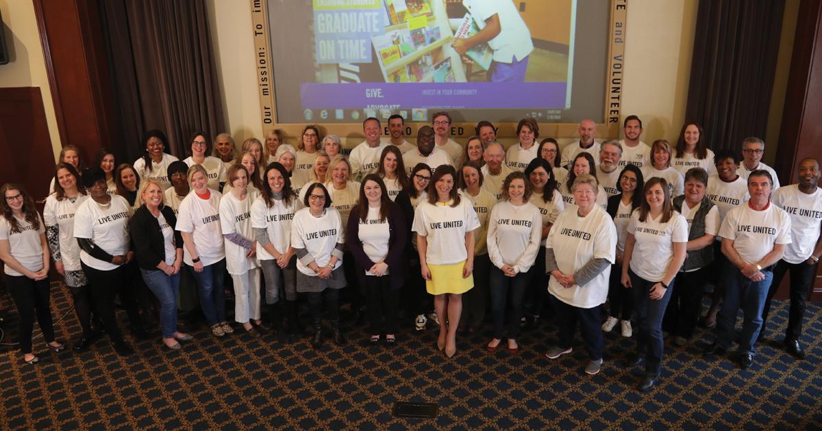Metro United Way - Give  Advocate  Volunteer | Staff/Teams