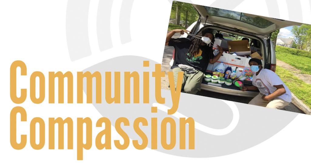 Virtual Volunteering & Sharing Compassion