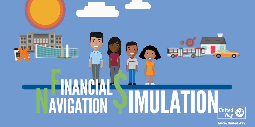 Financial Navigation Simulation launch