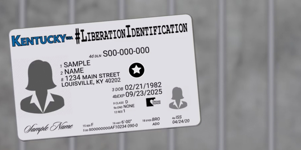 Liberation Identification Campaign & Video Series Launched