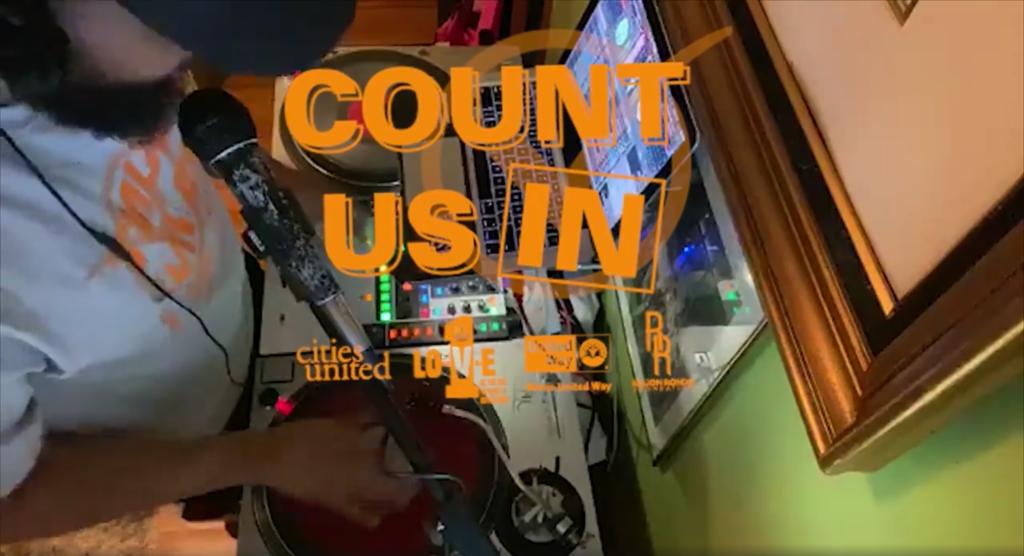 Census Facebook Live DJ Parties