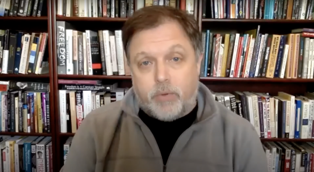 Beyond Buzzwords Event featuring author Tim Wise