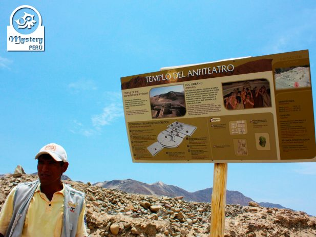 Tour to the Ruins of Caral