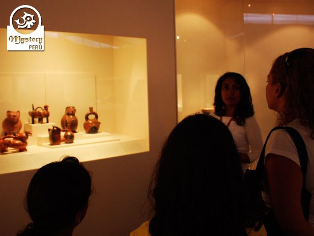 Guided Visit to the Lima Museums