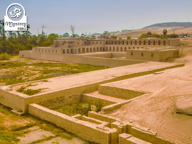 City tour of Lima and Visit to the Ruins of Pachacamac
