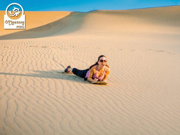 Full Day Tour to The Ballestas Islands and Sandboarding in Paracas Desert