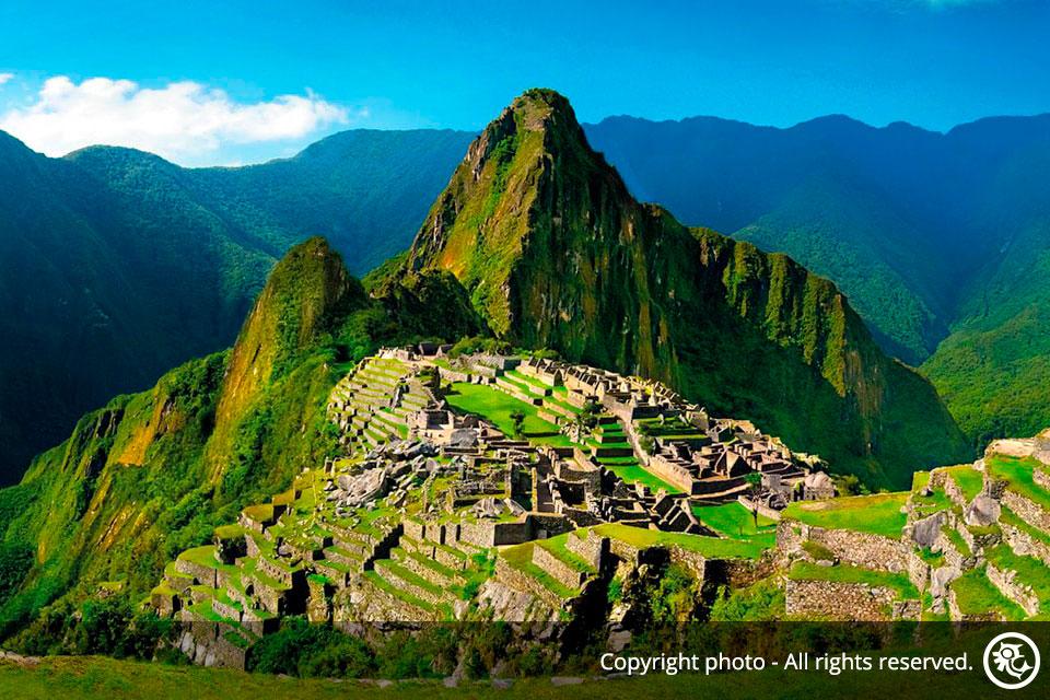 Inca World Tour 1