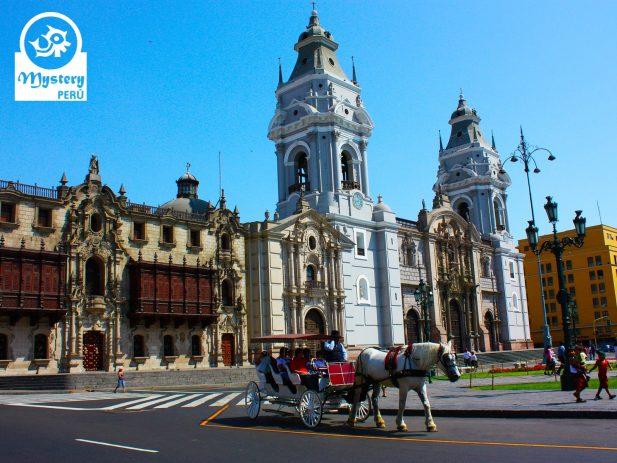 Lima City Tour & Gold Museum of Peru 6