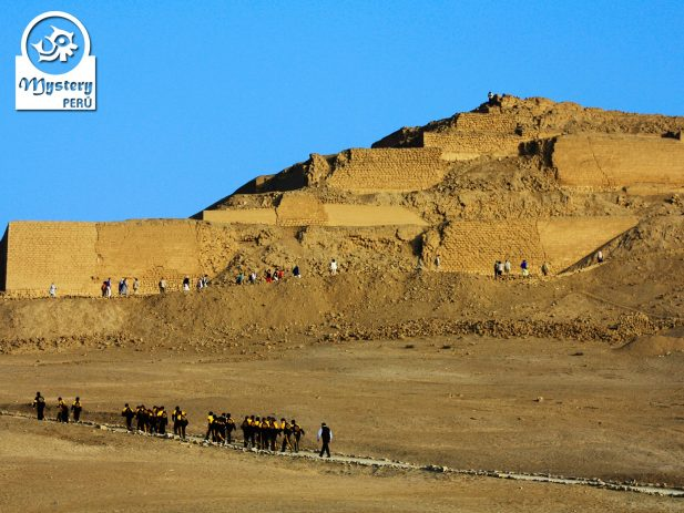 Tour to The Ruins of Pachacamac leaving from The Callao Port