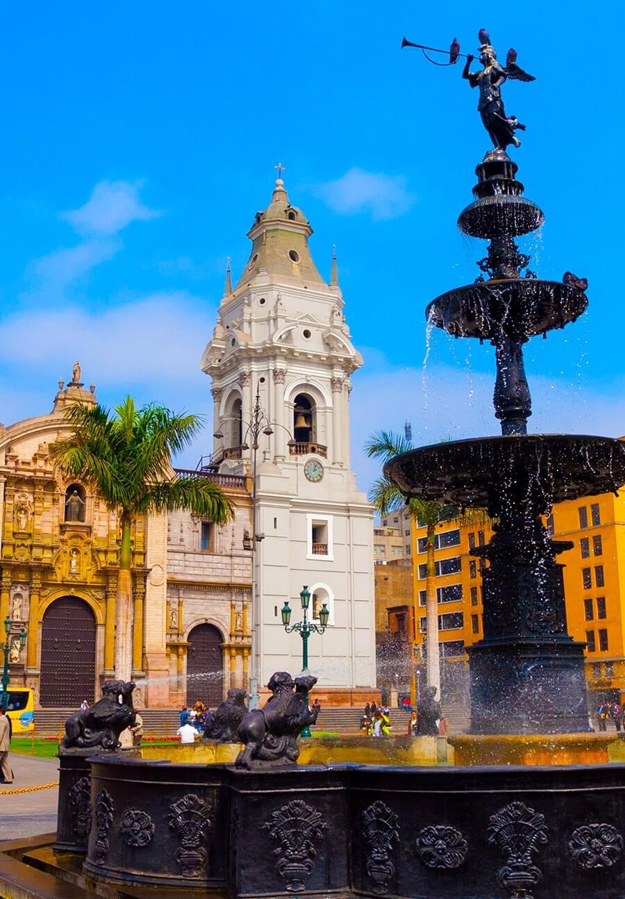 Tours en Lima