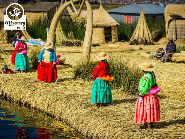 Tour to the Uros Islands from Puno