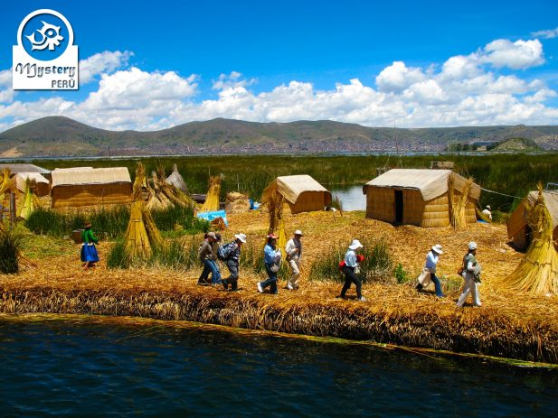 Exploring the Uros Floating Islands