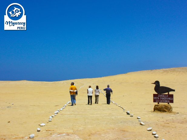 Paracas Desert visit