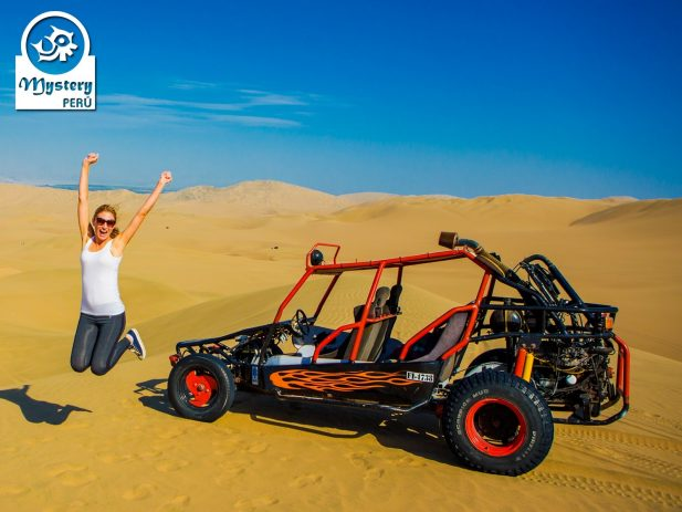 Dune Buggy Tour in Huacachina Leaving from San Martin Port 5