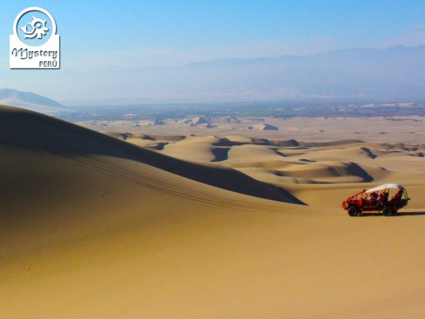 Dune Buggy Tour in Huacachina Leaving from San Martin Port 6