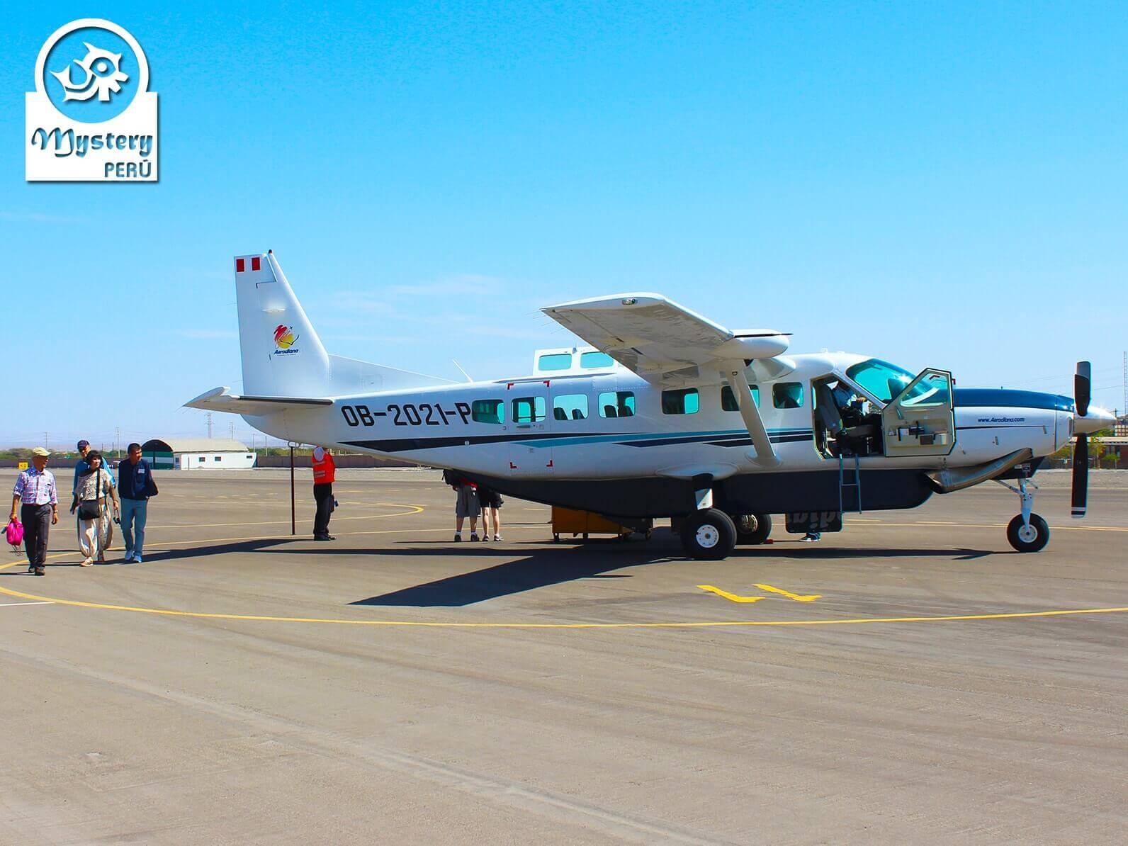 Nazca Lines Flight and Lagoon Moron Full Day Tour 3