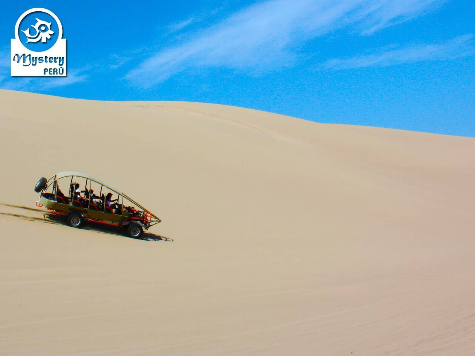 Nazca Lines Flight and Lagoon Moron Full Day Tour 8