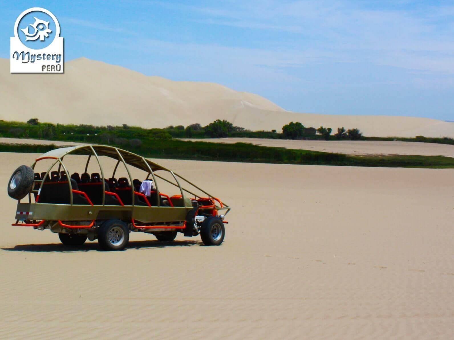 Nazca Lines Flight and Lagoon Moron Full Day Tour 9
