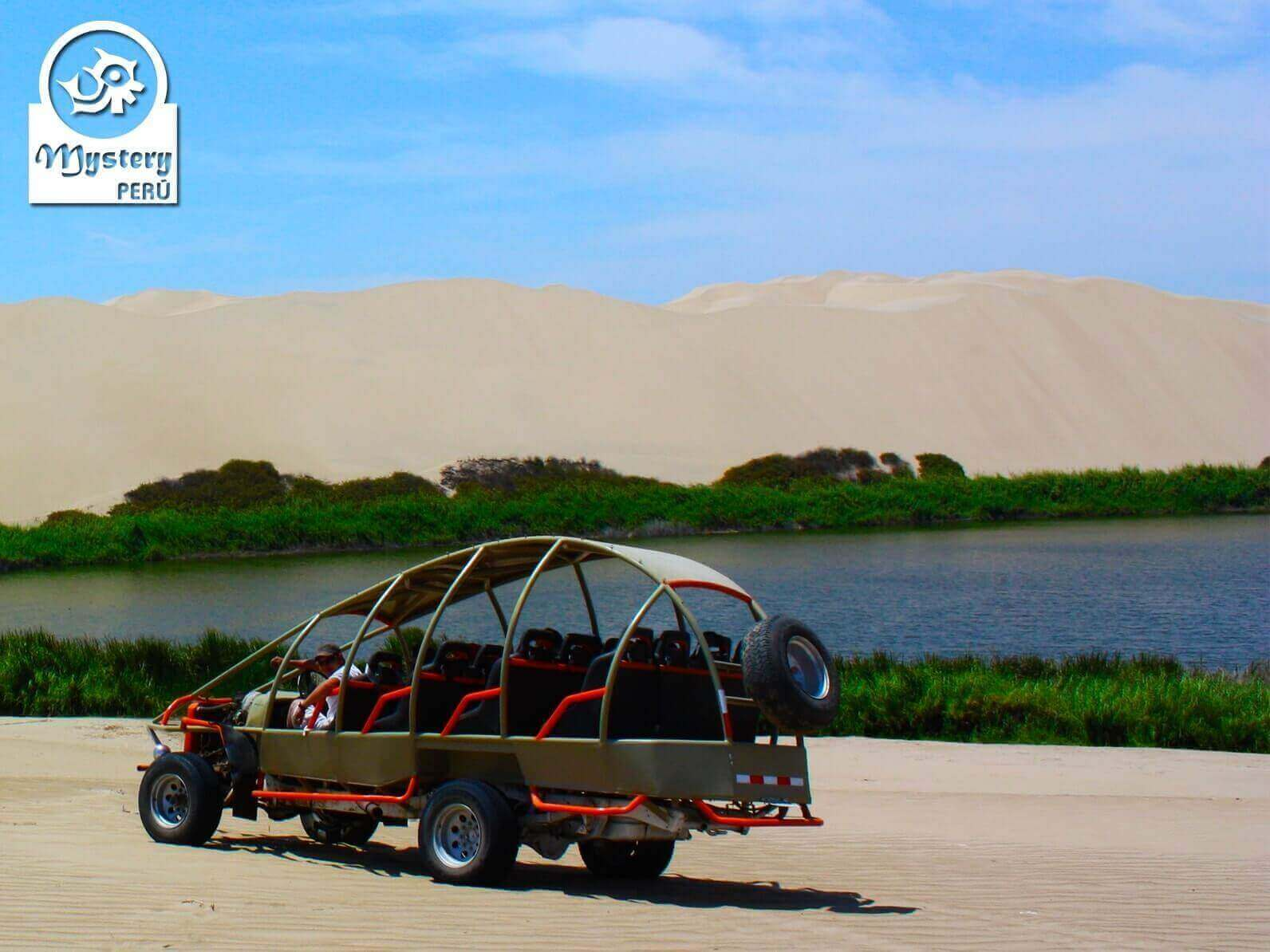Tour a las Lineas de Nazca y La Laguna Moron 10