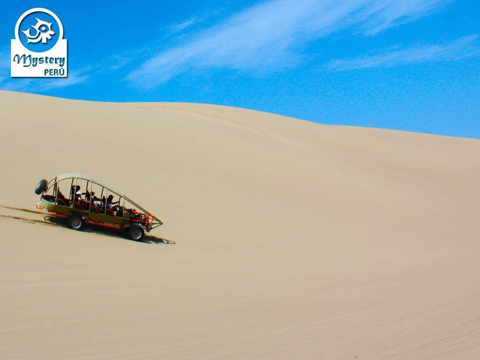 Tour a las Lineas de Nazca y La Laguna Moron 8