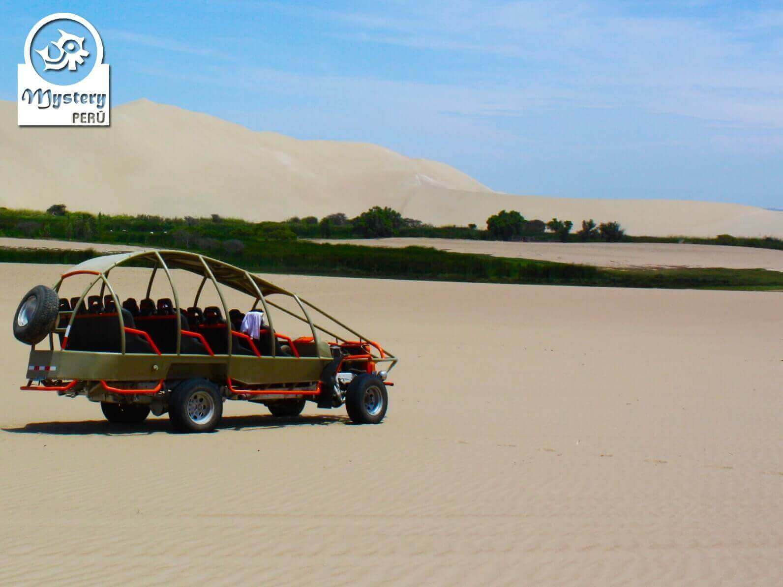 Tour a las Lineas de Nazca y La Laguna Moron 9